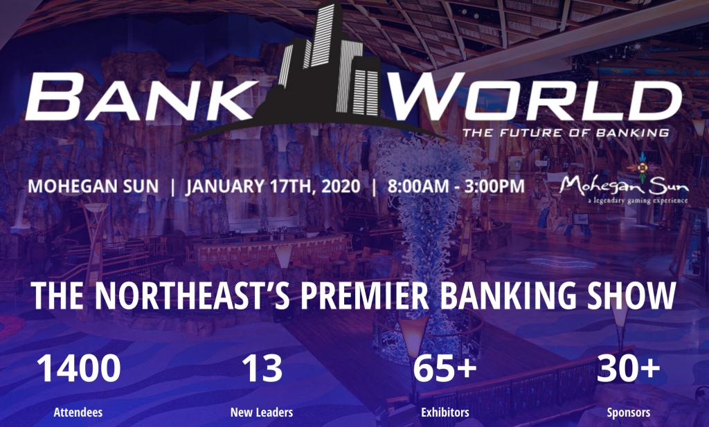 Bronze Sponsor of Bank World 2020 2