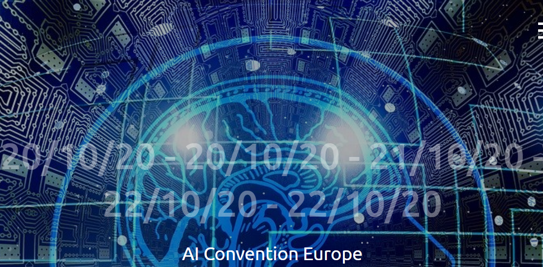 Read the Summary of AI Convention Europe 2020 1