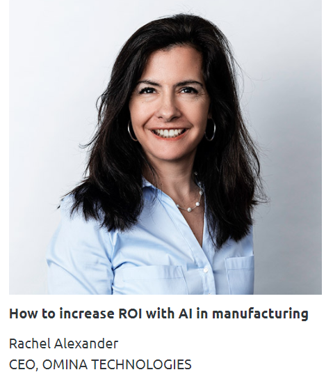 Join Rachel's free webinar at the AI Convention Europe 2020 2