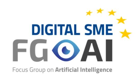 SME Focus Group on AI November 2020: trustworthy AI for SMEs 1