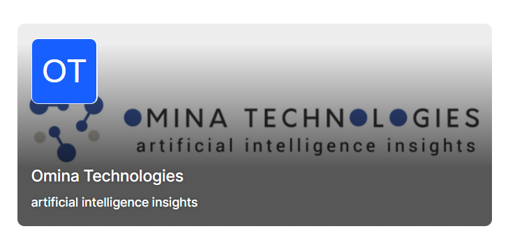 Booth Omina Technologies 1 year Knowledge Centre Data and Society