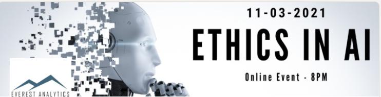 Ethics in AI webinar