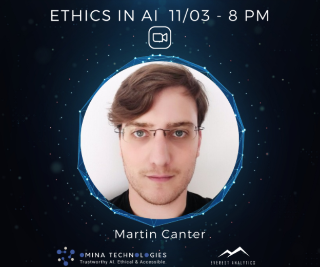 Martin Canter Ethics in AI