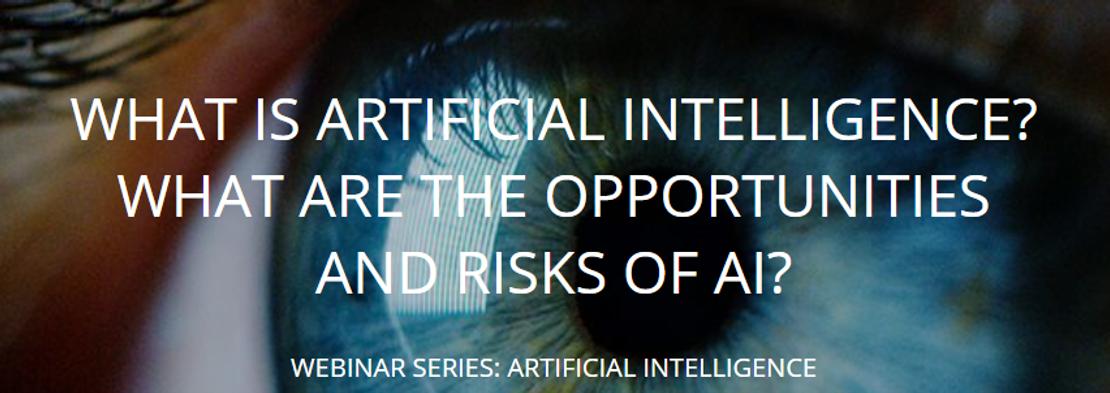 Webinar What is artificial intelligence
