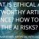 Webinar Ethical and Trustworthy AI