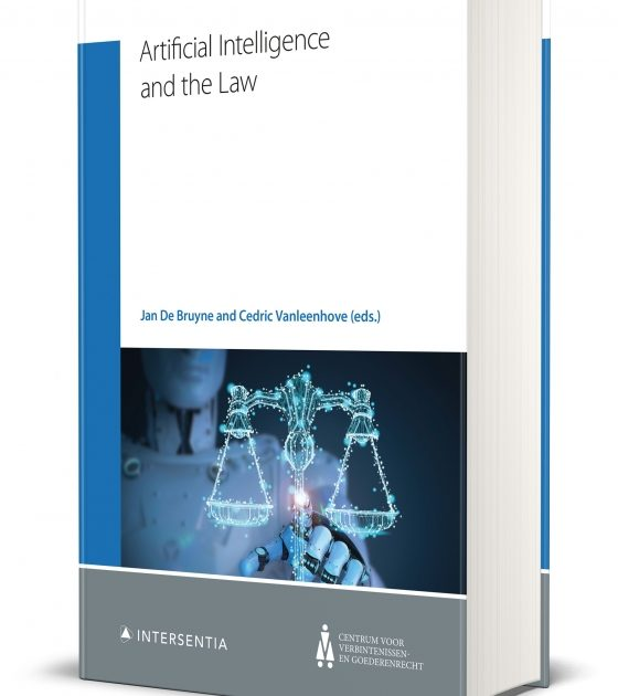 Book Artificial Intelligence and the Law